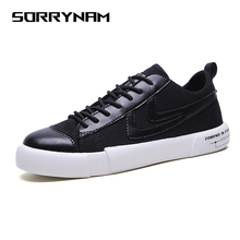 Mens Fashion Sneaker Canvas Casual Shoes Low Top Skate Shoe Lace Up Comfortable Walking Sneakers