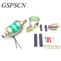 GSPSCN Auto Electric Fuel Pump Oil Transfer Pump 12V 24V EP8012SP Pump Universal Cars Auto Part