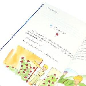 Image 4 - Neue 2 teile/satz Der Kleine Prinz Buch Welt Classics englisch buch und chinesischen buch