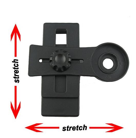 Elecguru Universal 8X Optical Zoom Telescope Camera Lens with Mini Tripod Holder for Mobile iPhone Samsung Galaxy S5 I9600 4
