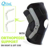 Breathable Sport Accessories Adjustable Knee Support Brace Kneepad Guard Strap For Basketball Gym Volleyball Knee Protector