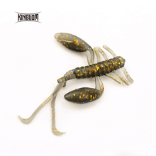 Kingdom soft lure 8pcs/bag 50mm 1.12g bait seven colors available model 3823
