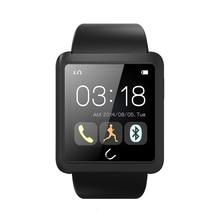 Bluetooth 4,0 smart watch u10 unterstützung kamera anti-verlorene smartwatch für iphone xiaomi sumsung android pk kw88 u8 gt08 dz09