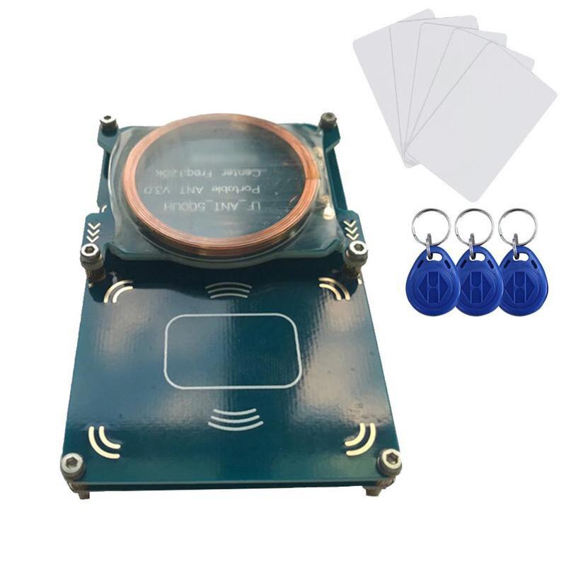 Lecteur RFID copieur carte modifiable mfoc carte clone fissure Date version proxmark3 développer costume 3 Kits proxmark nfc