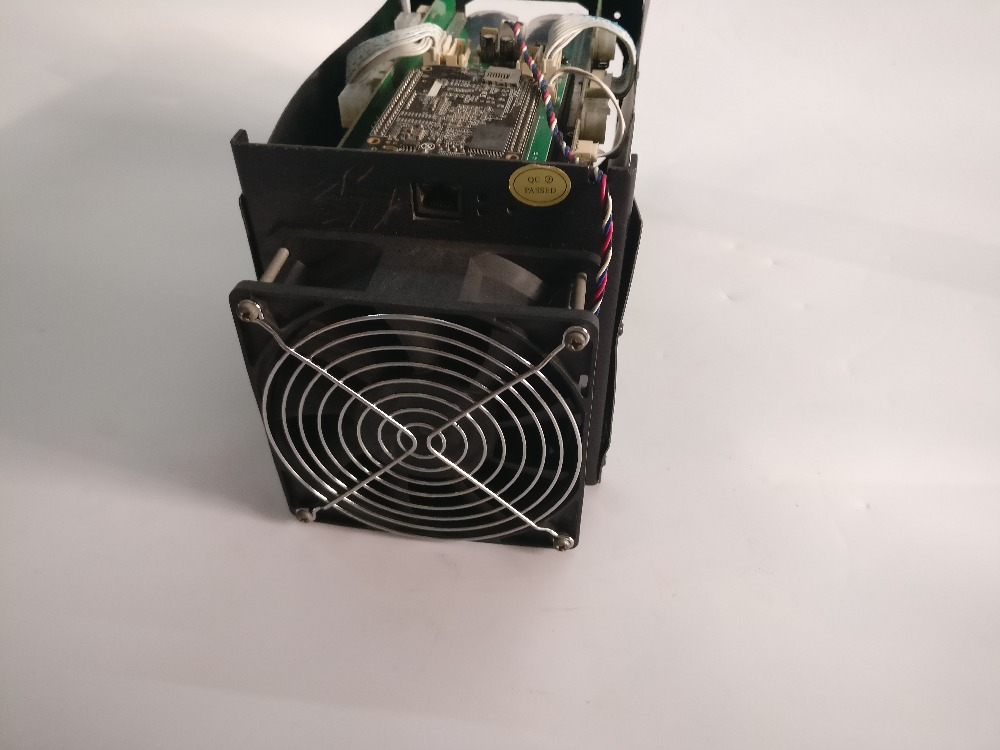 Used BTC miner Antminer S5 1150G 28NM BM1384 Bitcoin mining machine ASIC miner ( no psu ) send by DHL or SPSR from YUNHUI yunhui antminer s9 11 85t bitcoin miner s9 batch 11 85 th s asic miner btc mining power consumption 1172w