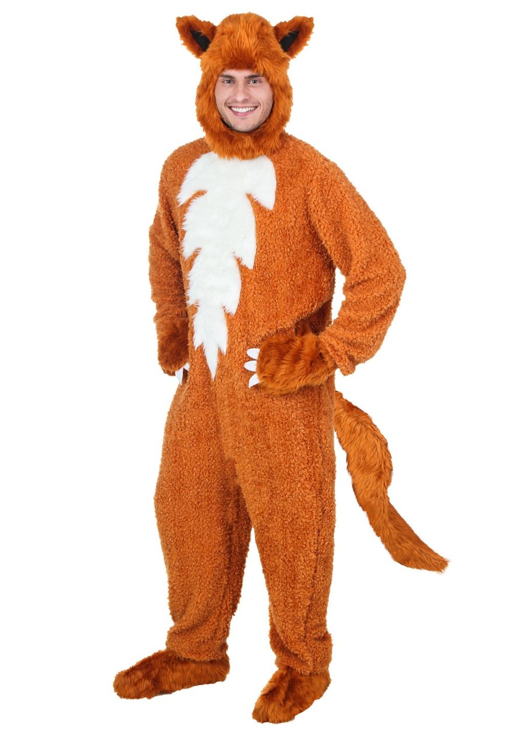 Hot Cosplay Fox Suit Creative Adult Halloween Performance -2694