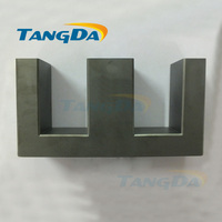Tangda EE core EE160 Bobbin magnetic core soft magnetism ferrites SMPS RF Transformers material: PC40