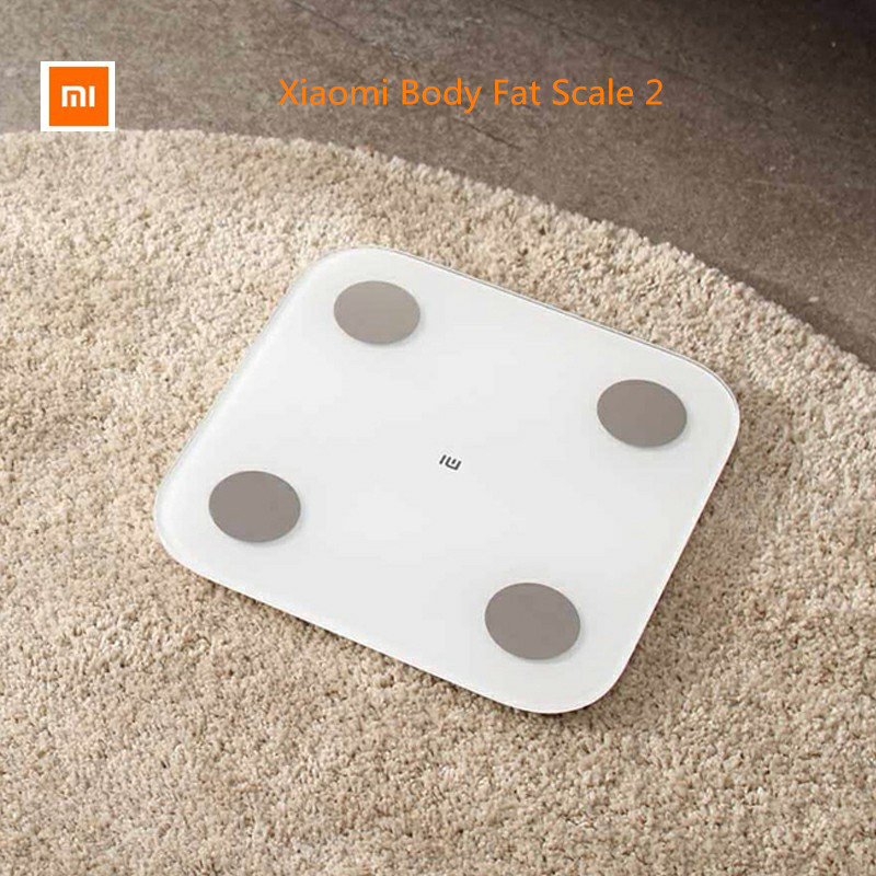 Xiaomi Body-Composition-Scale Analysis 13 with Hidden Led-Display 2-Mifit-App-Control title=