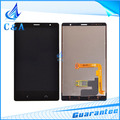 1 piece black free shipping tested replacement repair parts 4.3 inch screen for Nokia Lumia X2 lcd display with touch digitizer