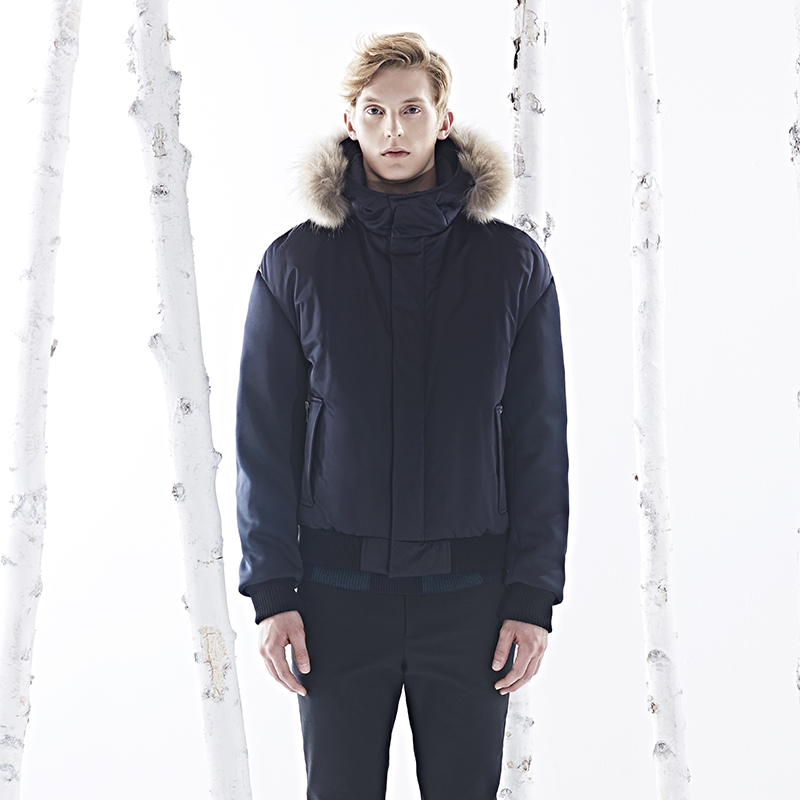 2018 Men Down Jacket Winter Coat 90% White Duck Down High Quality Fashion Jacket Short Parka Coat Casual Free Shipping
