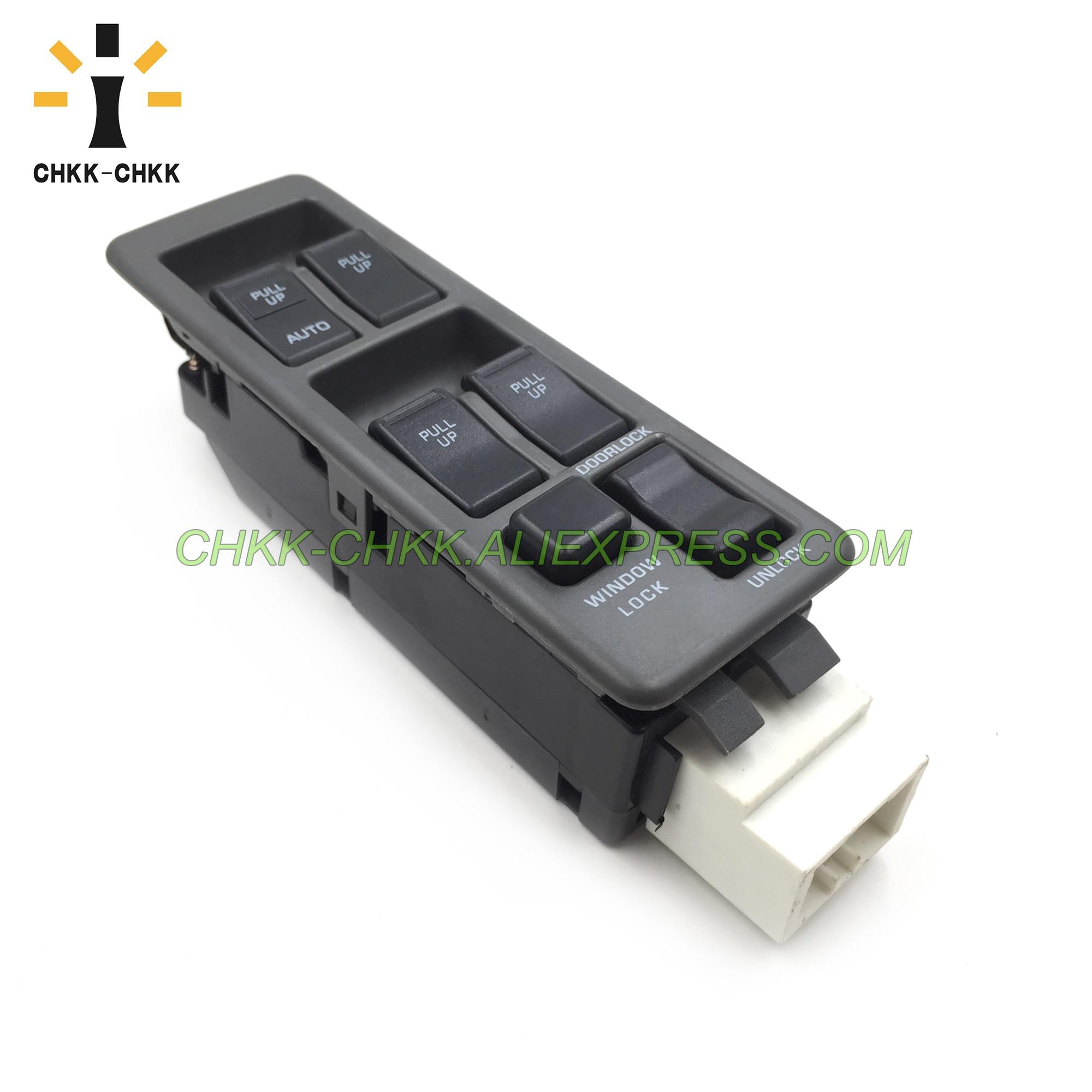 CHKK-CHKK 49235111 Master Power Window Switch For Mazda