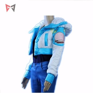 Image 2 - Athemis劇的な殺人seragaki青葉コートアニメ衣装のカスタム任意サイズ高品質