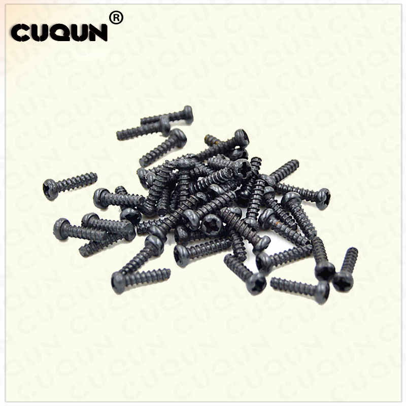 1set=5pcs Cross Screw for Sony PS3 Flat Head Screw Head Screws For PS2 PS3 Console