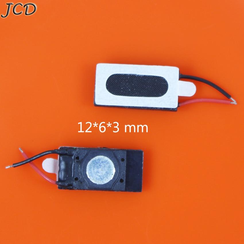 JCD 3pcs New Ear Top Earpiece Speaker For THL W100 W100S Mobile Phone New Earpiece Ear Speaker 12*6*3 Mm