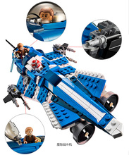 2016 New 369pcs Bela 10375 Star Wars Building Blocks Anakins Custom Jedi Starfighter Toys Minifigures Compatible With Legoe