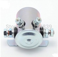 300A Steel High Current Relay Contacts 12V Waterproof Seal With Fixing Holes Automobile DC