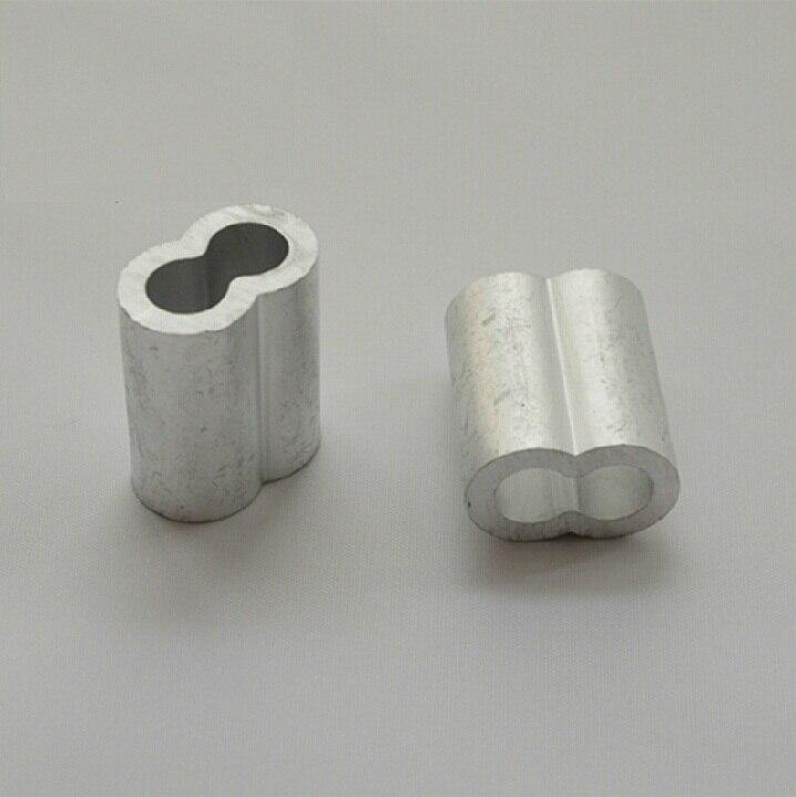 Aliexpress.com : Buy M1.8 1.8mm dia double hole shapeAluminum ...