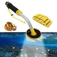 30M Underwater Metal Detector Waterproof Pinpointer Pulse Induction Gold Treasure PI iking 750