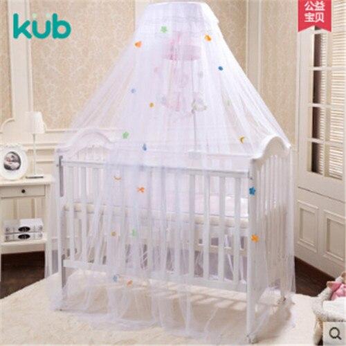 mosquitera para cama cuna cama con dosel beb infantil de verano cortina de malla de mosquitos