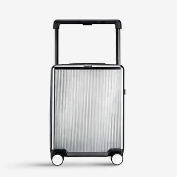 CARRYLOVE Business 20/24 size Luxury, high quality, fashion PC Rolling Luggage Spinner brand Travel Suitcase