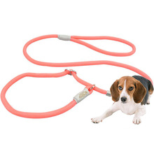 Fashionable Dog Leashes Lead for Training Pet Strap Rope Nylon Retractable Leash Automatic Collar LeashRope