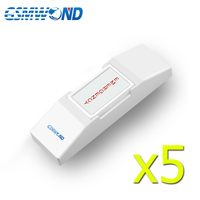 Wired Panic SOS button Support NO. & NC.  One KEY alarm For Home Security Alarm System. Wired Access control switch