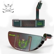 Clubes de golfe putter eixo aço destro x1 x2 x3 33 34 35 polegada para escolher freeshipping