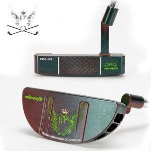 Image 1 - ゴルフクラブパタースチールシャフト右利きx1 x2 x3 33 34 35インチfreeshipping選択する
