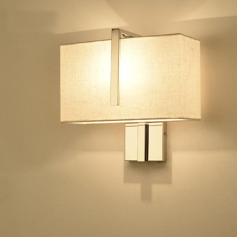 E27 3W Simple Square LED Wall Light Night Lamp bedside room bedroom wall lamps arts Decoration шапка для девочки marhatter цвет сиреневый mgh6503 размер 52 54
