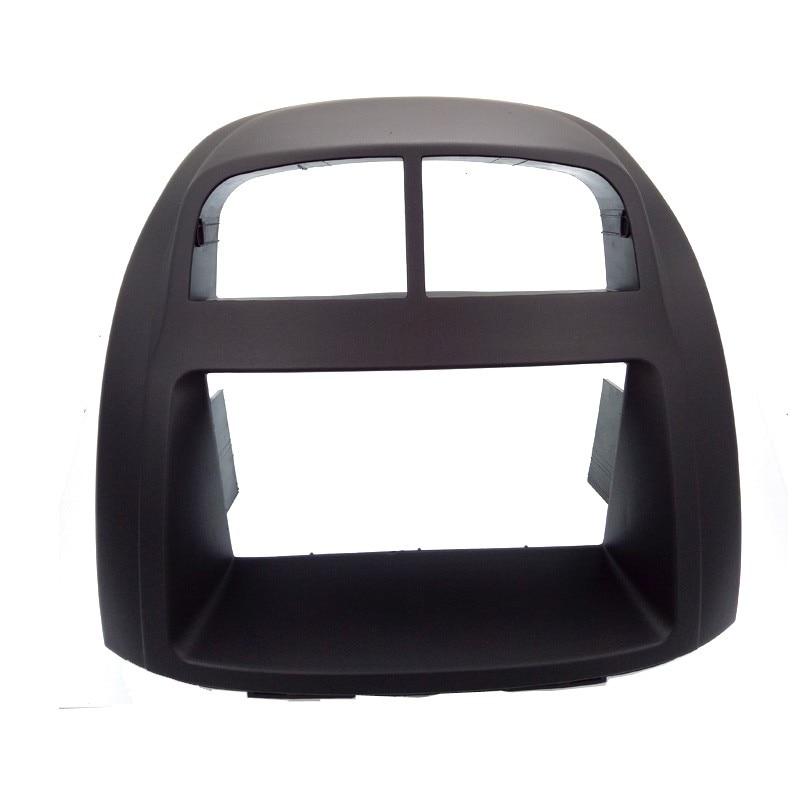 2din auto cd dvd radio fascia frame fit for proton myvi. Black Bedroom Furniture Sets. Home Design Ideas