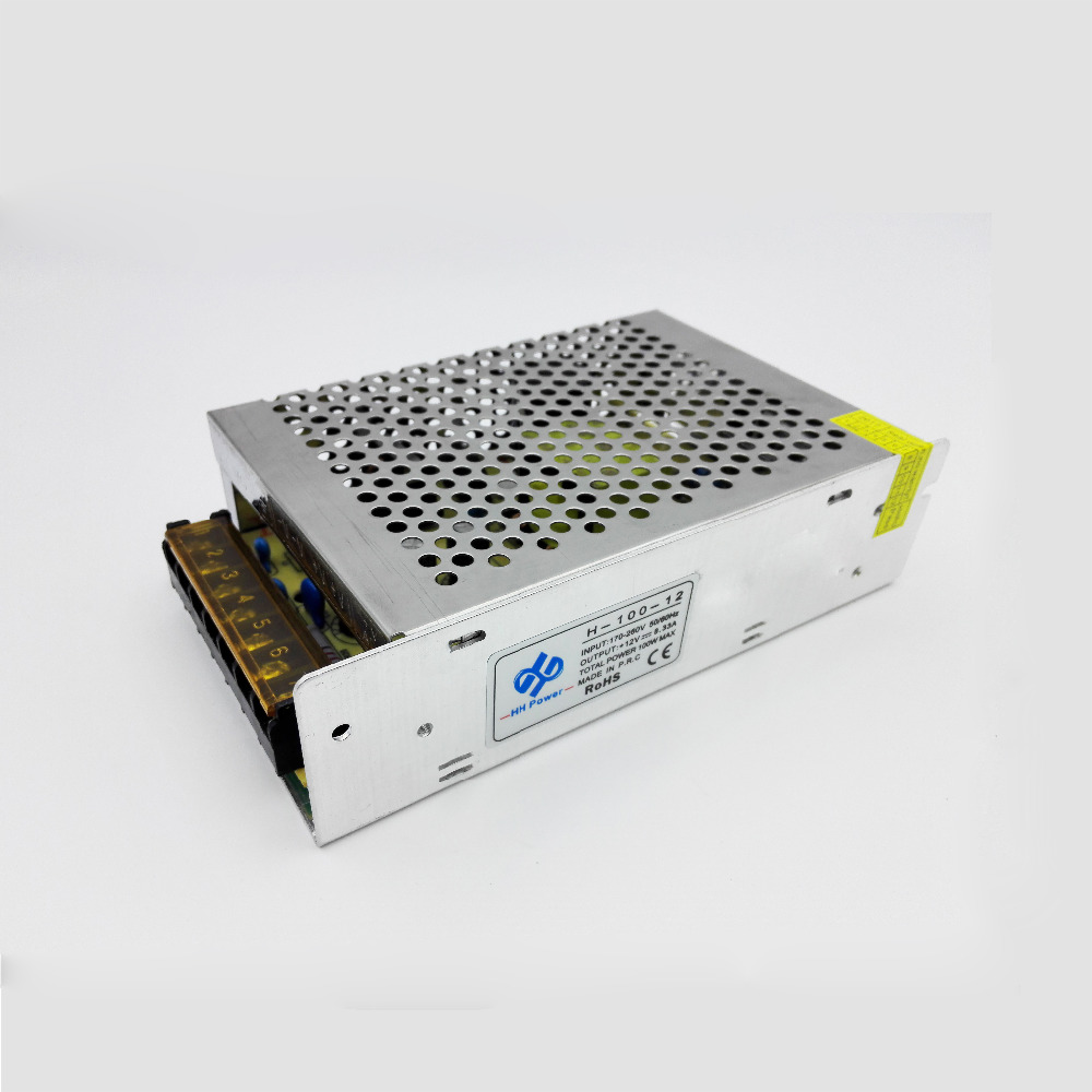 High <font><b>Power</b></font> <font><b>Supply</b></font> Driver Transformers For LED Strips Monitor 110/240V AC to DC <font><b>12V</b></font>/24V 15A/20A/<font><b>25A</b></font>/30A 120W/180W/240W/300W/360W image