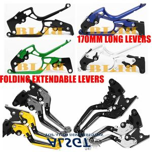 For Ducati GT 1000 GT1000 2006-2010 PAUL SMART LE 2006 S2R 1000 2006 2007 2008 Motorcycle CNC Adjustable Brake Clutch Levers(China)