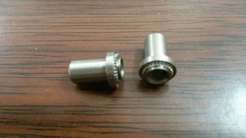 BS-M3-1 self-clinching Blind nuts, Stainless  steel ,nature, PEM standard,instock, Made in china
