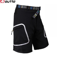 OUTTO Cycling Shorts Outdoor Sports Bicycle Downhill MTB Shorts Mountain Cycle Bike Breathable Loose Shorts
