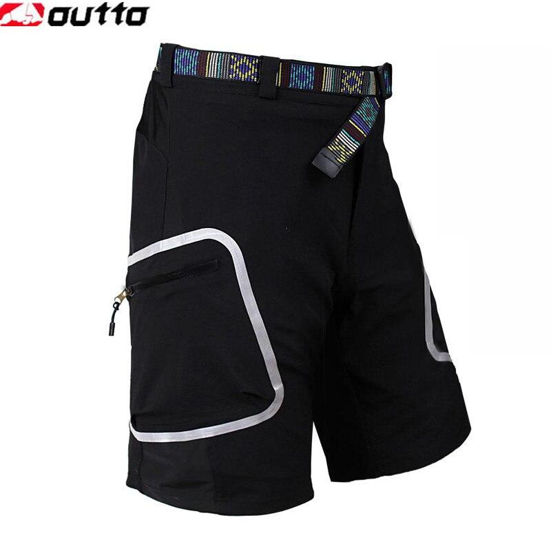 Велосипедные шорты OUTTO, уличные спортивные шорты для катания на горных велосипедах, MTB, дышащие свободные шорты для горного велосипеда|cycling shorts|shorts mountainmtb shorts | АлиЭкспресс