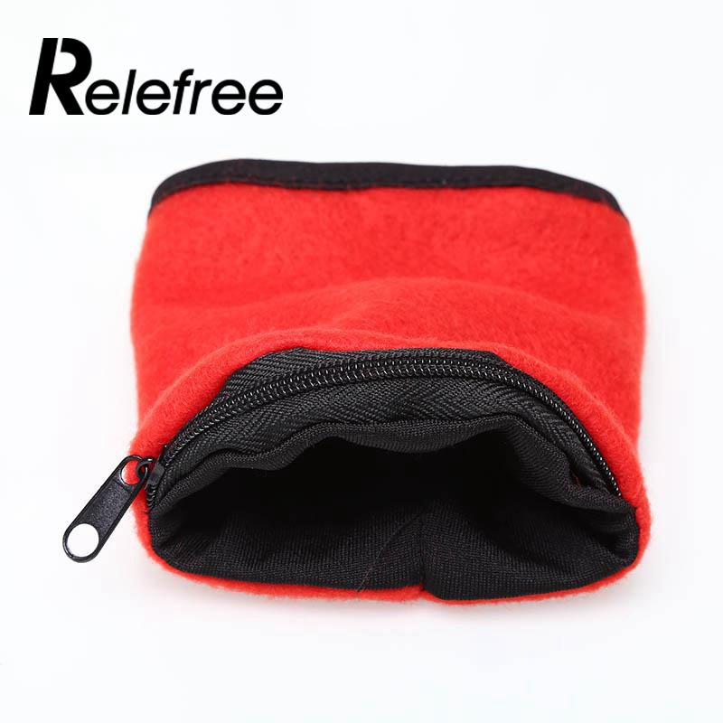 relefree 1PC Wrist Wallet Pouch Band Fleece Zipper Travel Gym Cycling Sport Wallet Hiking Accessiories High Quality