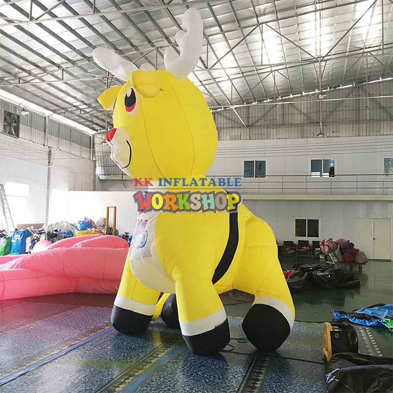 Giant Inflatable animal carton advertising customizeGiant Inflatable animal carton advertising customize