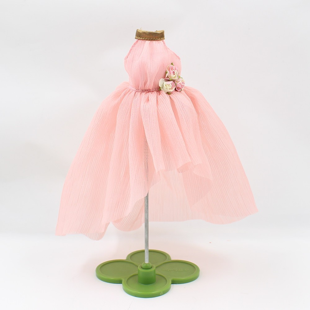 Neo Blythe Doll Clothes Pink Dress 4