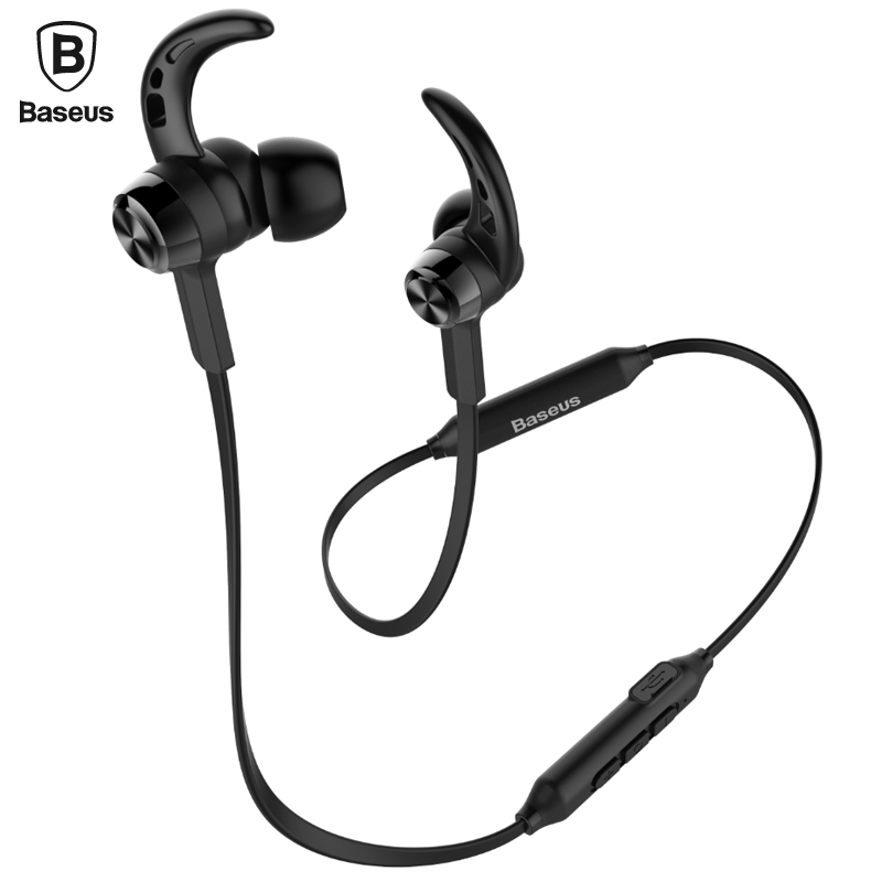Baseus S06 Auriculares Bluetooth Headphone With Microphone 4 1 Stereo Casque Wireless Headset Earphone For IPhone
