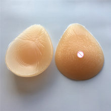 Mastectomy realistic silicone breast prosthesis drag queen crossdressing fake form real soft safety small AA cup 240g