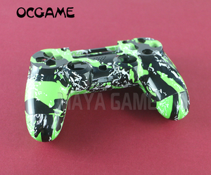 Image 1 - OCGAME  Full Housing Shell Buttons cover case Replacement for PS4 Controller JDM 010 JDM 020