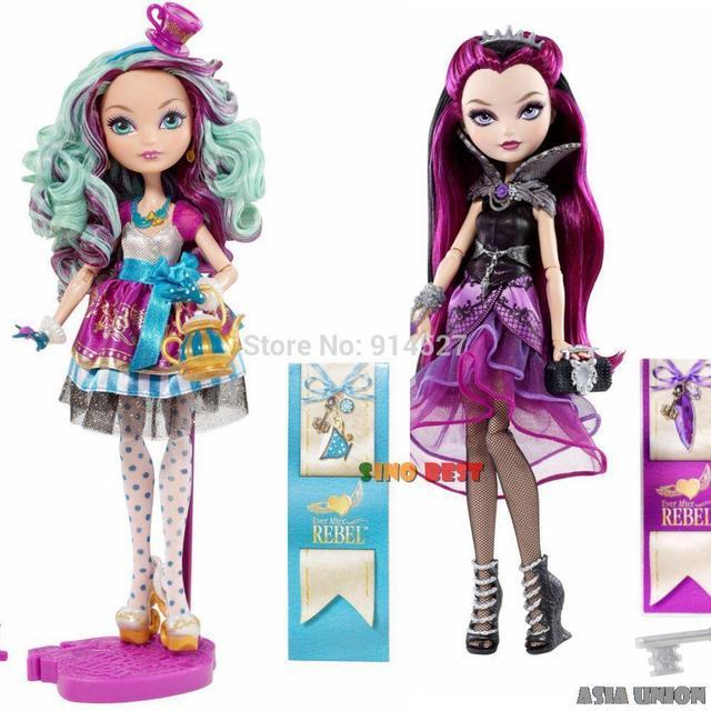 Original selamanya tinggi Raven ratu   Madeline Hatter   boneka untuk anak  perempuan 64943b65e8