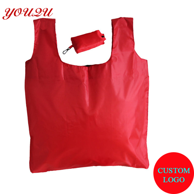 US $499 55 |Custom polyester foldable shopping bag, 210d polyester foldable  bag, foldable polyester tote bag lowest price escrow accepted-in Shopping