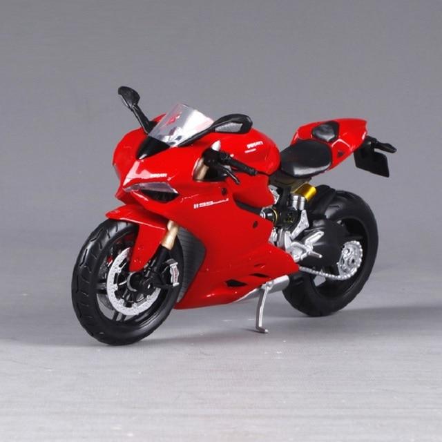 1 12 Ducati 1199 Panigale Motorcycle Models Race Car Diecast