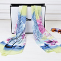 New Fashion Women Scarf Summer Style Long Chiffon Ladies Scarf Spring Women Printed Scarves Shawls Bufanda Cachecol