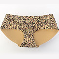 Sexy leopard print Hip Padded Panties for women Butt Enhancer Seamless Bottom up underwear bum up briefs with free shipping