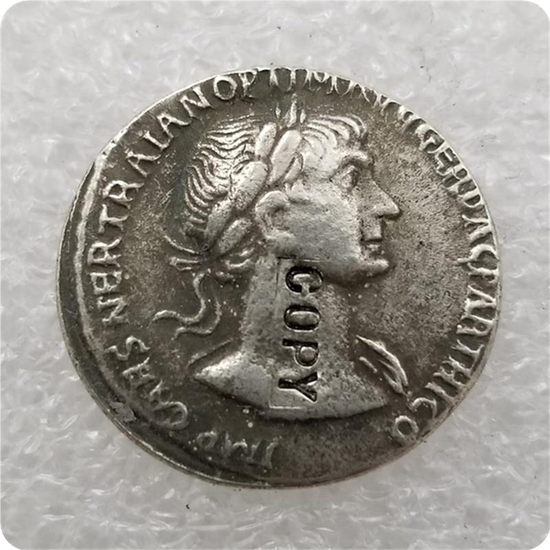 Тип: #18 древние римские монеты, копия памятных монет-копия монет, медали, коллекционные монеты
