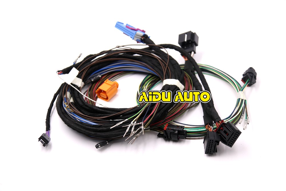 Keyless Entry Kessy system cable Start stop System harness Wire Cable For For MQB Golf 7 MK7 цена