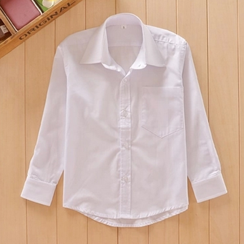 Aliexpress.com : Buy New style boy shirt white baby boys clothes ...