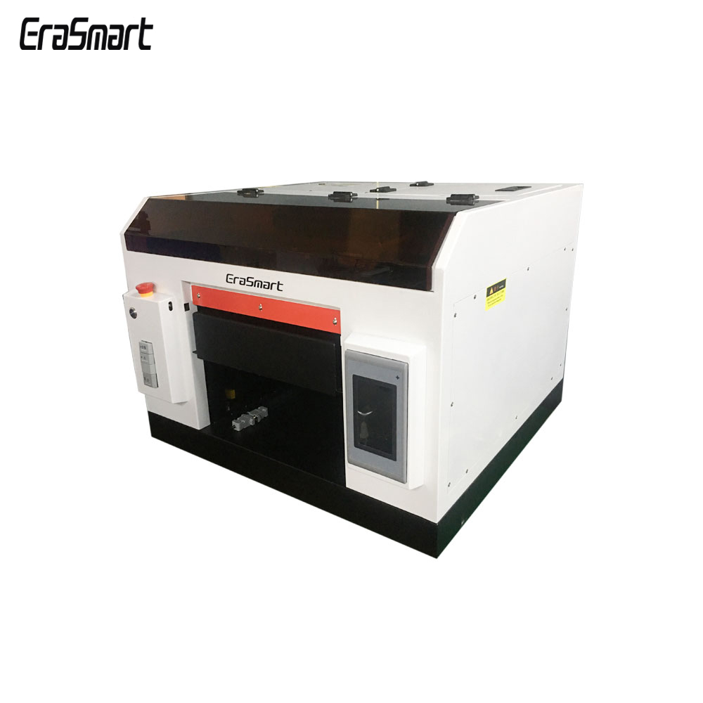 2019 Uv A3 Flatbed Printer Glass Mug Diy Led 3D Uv Printer for  u disk logo